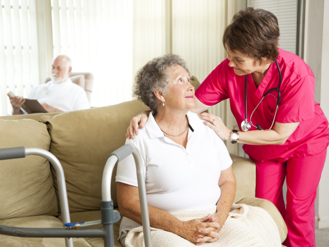 Elderly Care & Nursing Home Care in Stamford, CT